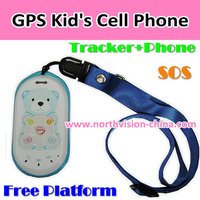 Super guard child gps mobile phone with sos