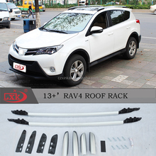 New product car accessory Aluminum Roof Rack for T-OYOTA RAV4 2013 from china suppliers