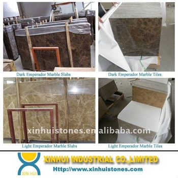 Light and Dark Emperador Marble slab,Natural Various marble slabs price