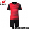 thailand quality soccer jersey customized professional soccer jerseys sublimated shirts