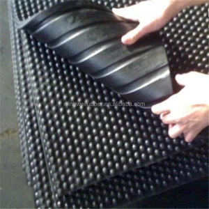Easy cleaning reclaimed rubber cow mat, rubber mat for cows&horses