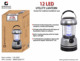 12 LED lantern/ 12 LED light/Emergency lantern/portable rechargable pantern
