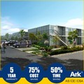 Ark Top Quality Good Price commercial field Construction Buildings