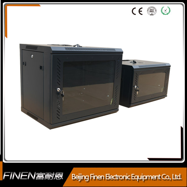 Wall Mounted Metal Network Data Cabinet 4u 6u Price