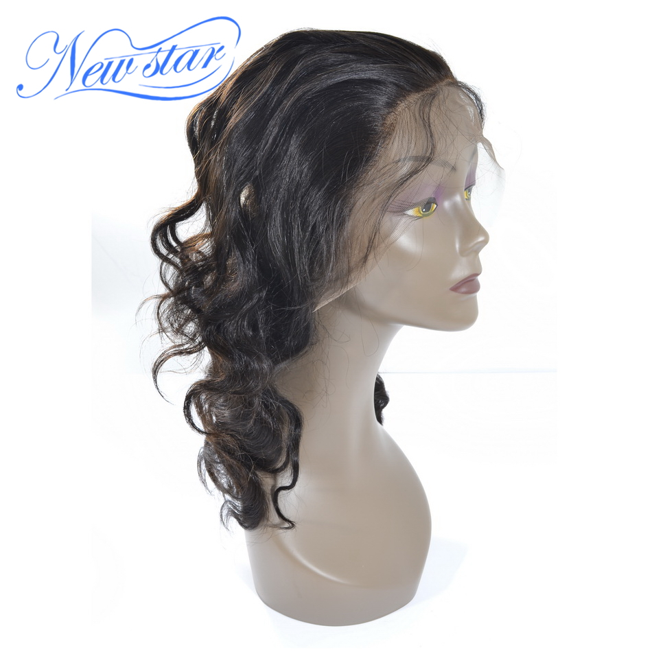 Lace band 360 Body wave frontal with body wave bundles