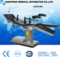Chinese hospital electric hydraulic operation bed operation theatre tables surgical table