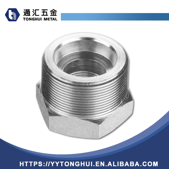 Stainless Steel 304 Threaded Hexagon Reducing Bushing