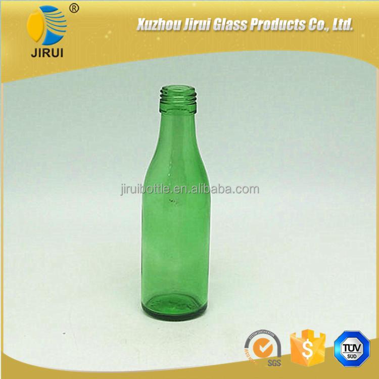 140ml wholesale wine bottle vodka bottle glass bottle for Red glass wine bottles suppliers