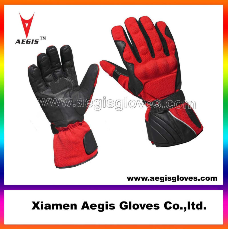 Hot sell Ladies motorbike gloves winter riding motorbike gloves