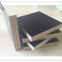 15mm Film Faced Plywood Construction Materials