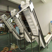 Food Industry Z Shape Belt Conveyor