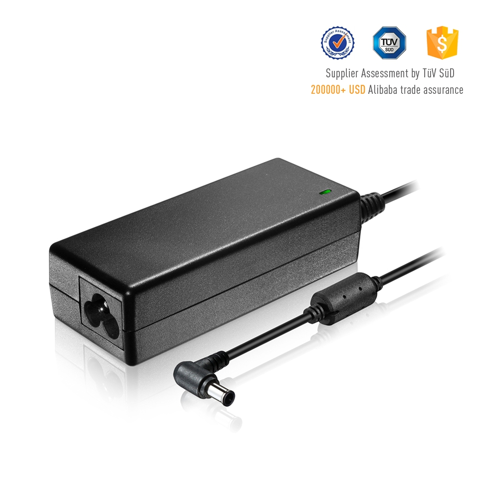 60W Power Black Laptop AC adapter for Sony 16V 3.75A