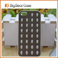 Cheap mobile phone case 2015 fashion mobile rhinestone phone case