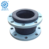 JIS 10k flange connections EPDM rubber expansion joint