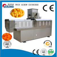 Competitive price customized cheese corn puffs crisps snacks machine