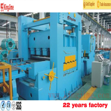 metal plate roll leveler/leveling machine