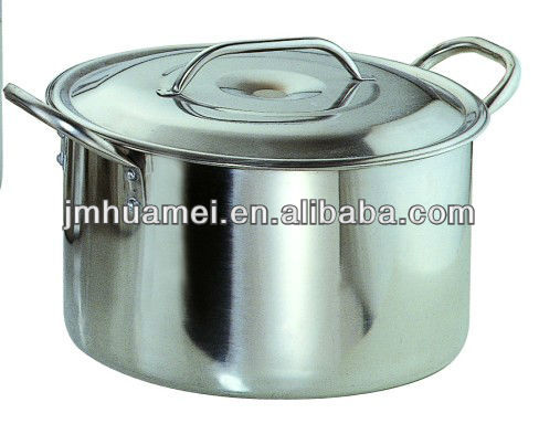 Stainless Steel Cookware with cover