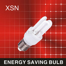 2014 new sale 3U energy saver lamp T3 tube