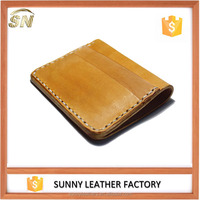 Name card holder leather,real leather card holder