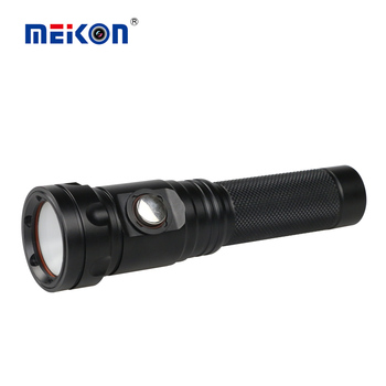 1000 lumen most powerful led diving flashlight for scuba diving