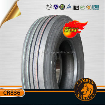 New design TBR Tire 315/80R22.5 Radial Truck tire