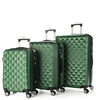 Promotional travel luggage bag with full lining 20 Inch ABS Trolley Luggages