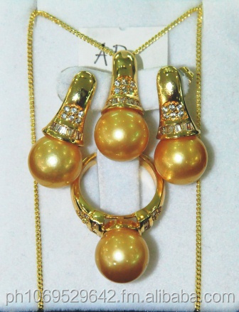South Sea Pearl Jewelry Sets