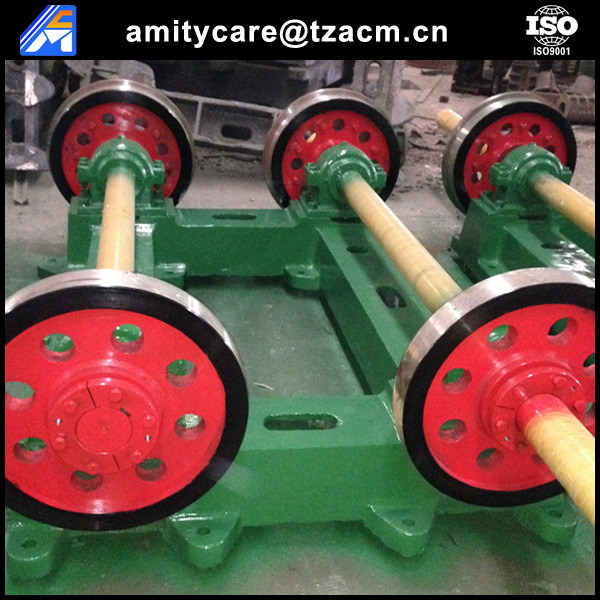high pressure hydraulic concrete tension jack with oil pump