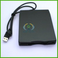Portable USB 2.0 PC Diskette External Floppy Drive