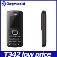 cheapest china mobile phone in india T342 GSM quad band support Bluetooth