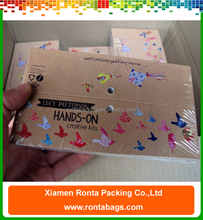 Paper Card Printing Service Low Price Wholesale Header Card in China