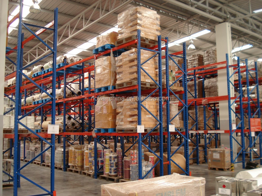Well Sold and Durable Storage Warehouse Pallet Rack