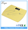 2016 China fashion digital bathroom scale mini body weight scale for home use