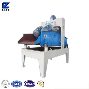 LZ water cyclone separat sand recycling extracting machine