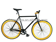 700c glow fixed gear bike fixie gear track bike single speed bike BMX bicycle with CE 2014 new model hotsale