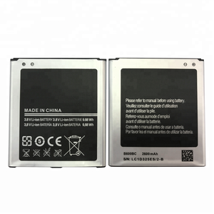B600BC battery for samsung galaxy s4 battery 2600mah mobile phone