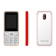 China 4G Feature Phone Support WAP/GPRS Feature Phone Mobile Phone 1450mAh Capacity Battery Long Time Stand-by