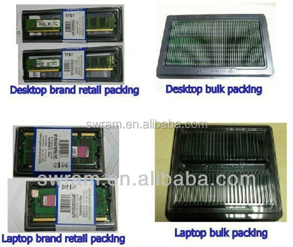 Laptop ram ddr2 4gb 800mhz 200pin memory modules sodimm pc-6400