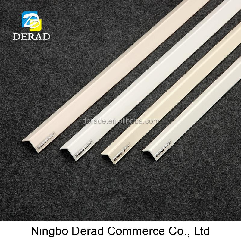 Sharp Edge Protection Plastic Tile Trim Corners Wall Guard
