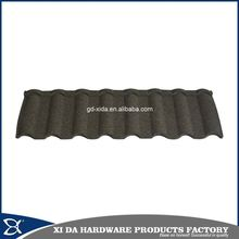 Manufacture supply copper colored metal roof tile