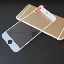 9H 2.5D 0.26mm mobile phone tempered glass screen protector for iphone 8 7 7plus 6 6s plus