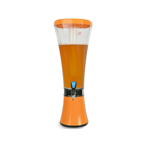 2.5L 3L Cheap plastic beer dispenser tower for high quality at home or bar