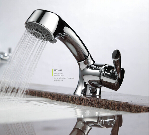 HS-GD9757 washing hair salon faucet/ hair salon faucet/ salon basin tap