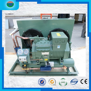Low price hot selling mini air cooled condensing unit/condenser