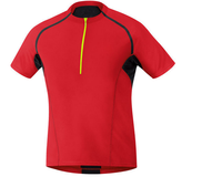 custom dry fit 100% polyester running shirt