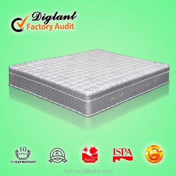 High standard spring bed dreamland mattress