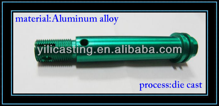 connect rod aluminum die casting product aluminum foundry China