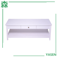 Yasen Houseware 2015 New Design Cheap Short Leg Coffee Table Wholesale
