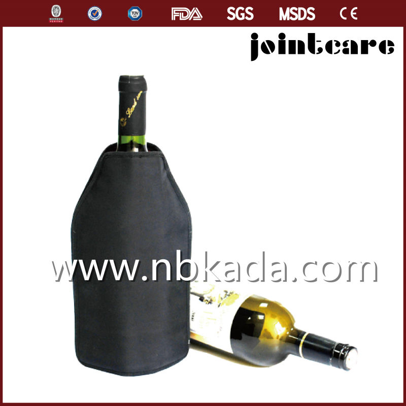 gel bottle cooler,wine bottle cooler,bottle cooler bag