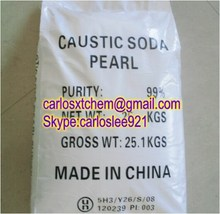High quality Caustic Soda Pearls / Caustic Soda Flakes 99% min.